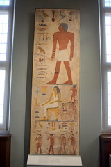 Chicago, IL - University of Chicago - Oriental Institute - Egyptian - Relief of Nefermaat and Itet (jrozwado) Tags: northamerica usa illinois chicago universityofchicago university museum orientalinstitute middleeast neareast history archaeology egyptian relief nefermaat itet