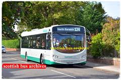 EAST COAST BUSES 10197 SN62BTF (SCOTTISH BUS ARCHIVES) Tags: 10197 sn62btf 197 lothianbuses eastlothianbuses wright volvob7rle