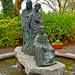 'The Three Fates' by Josef Wackerle -- Leeson Street Entrance to St. Stephen's Green Dublin (Ireland) May 2018