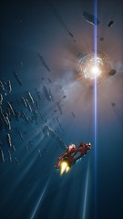Jump Gate (nicksoptima) Tags: everspace ps4 scifi screenshot space spaceship