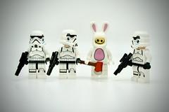 LEGO Stormtrooper Crazy Bunny