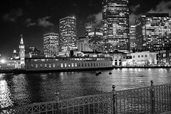 Pier 7 Lookout (bMi2fotografx) Tags: city urban financialdistrict embarcadero waterfront pier7 sanfrancisco california