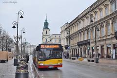 Solaris Urbino 18 - 5433 - 175 - 21.12.2018 (VictorSZi) Tags: poland warsaw varsovia transport publictransport bus autobuz winter iarna nikon nikond5300 december decembrie