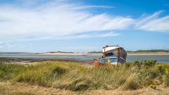 The SS Boop, Instow (Aliy) Tags: boop ssboop instow beach coast devon northdevon wreck wrecked shipwreck rusty hulk rusting oldboat abandoned crowpoint estuary sea