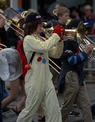 Come Blow Your Horn (Scott 97006) Tags: march horn band music brass parade people street
