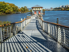 Peter Jay Sharp Boathouse Pier on the Harlem River, Swindler Cove Park, New York City (jag9889) Tags: 2018 20181107 architecture boathouse bridge bridges bruecke brücke building crossing dock footbridge fussgängerbrücke harlemriver house infrastructure landscape manhattan metal ny nyc nycparks newyork newyorkcity newyorkcitydepartmentofparksrecreation outdoor park pedestrianbridge peterjaysharp pier platform pont ponte publicpark puente punt river rowing shermancreek span structure swindlercovepark usa unitedstates unitedstatesofamerica uppermanhattan wahi washingtonheights water waterway jag9889