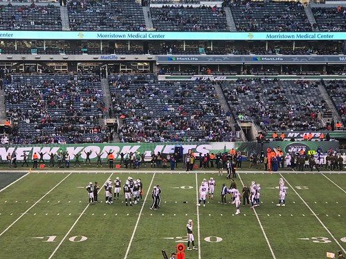 Some better views of the Buffalo Bills/New York Jets game