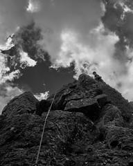 2018-11-18_Otetatopu_8_web (Rojobin) Tags: rockclimbing sports bankspeninsula newzealand nz crags landscapes cloudy otepatotu