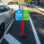 Curbside Bike Lanes  in San Jose, California thumbnail