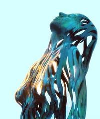 Inspiration..... (chris p ramsey) Tags: still life statue art portrait dublin sculpture