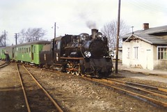 46.10 (Ray's Photo Collection) Tags: poland steam railway train pkp railways polish winter snow tour rail