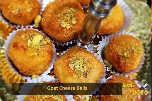 """goat cheese balls • <a style=""""font-size:0.8em;"""" href=""""http://www.flickr.com/photos/159796538@N03/45977152371/"""" target=""""_blank"""">View on Flickr</a>"""