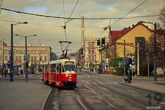 Konstal 102Na #183 (b-dziewiętnaście) Tags: konstal 102na 183 linias lijns linies katarzynka katarzynka2018 chorzów strasenbahn tram tramwaj tramwajeśląskie tś kmtm kzkgop