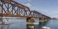 Fort Erie Ontario 2015 (John Hoadley) Tags: bridge forterie buffalo ontario newyork january 2015 canon 7dmarkii 1740