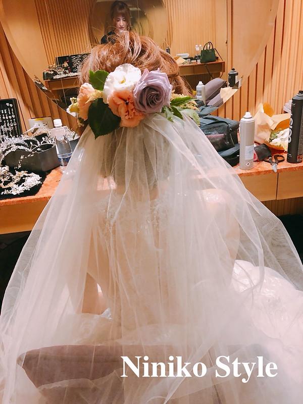 """""""新娘,秘書,髮型,禮服"""""""
