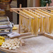 Fresh homemade italian pasta