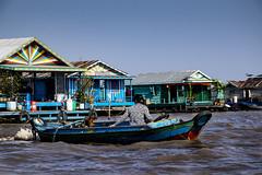Kampong Luong Floating Village (Valdas Photo Trip) Tags: cambodia tonle sap kampong luong floating village