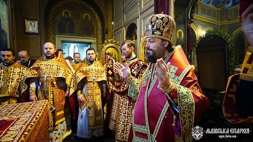 17.12.18 - У Львові урочисто відзначили пам'ять великомучениці Варвари