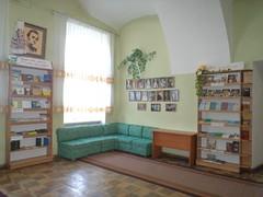 Бібліотека коледжу культури