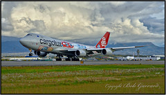 "LX-VCM Cargolux Airlines International ""Cutaway"" (Bob Garrard) Tags: cutaway lxvcm cargolux airlines international boeing 747 748f anc panc"