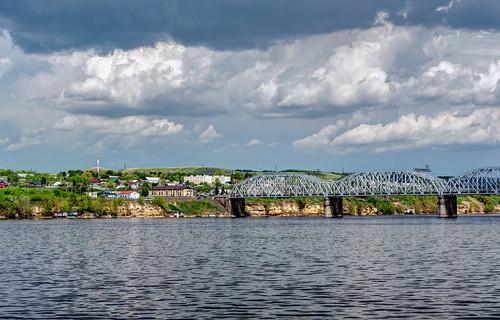 Volga River 152 ©  Alexxx Malev