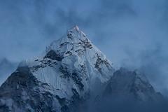 Ama Dablam (Muppian) Tags: amadablam nepal mountain sky