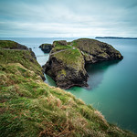 The rope bridge - Northern Ireland - Seascape photography thumbnail