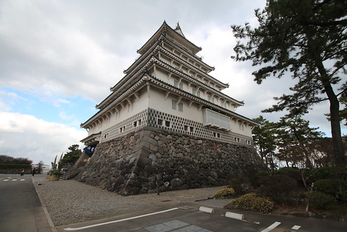 Shimabara Castle Tower