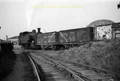 Granton 47162 4jun58 s475 (Ernies Railway Archive) Tags: grantonstation lner lms cr nbr scotrail