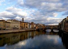 Arno (antonella galardi) Tags: toscana firenze 2019 città fiume arno pontevecchio
