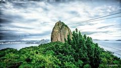 Pão de Açucar (Luis Sousa Lobo) Tags: 738a01172 brasil brazil rio de janeiro canon 1740 5d mark iv pão açucar morro clouds nuvens