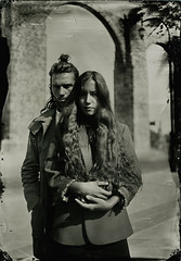 Mau001 (ablmo) Tags: alternativephotography ambrotype analog analogphotography analoguelove blackwhite collodion largeformat wetplate portrait
