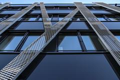 Lines 1-4 (Elbmaedchen) Tags: architektur architecture strukturen linien lines hamburg ochsenzoll