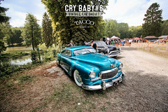 Cry Baby #6, vintage car show (TACCO Photography) Tags: cry baby vintage car show rockabilly custom kustom kulture hot rod canon france redange powerglide magazine tacco photography rodders