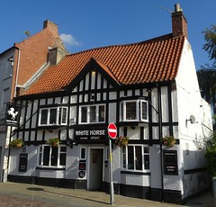 [67903] Gainsborough : White Horse (Budby) Tags: gainsborough lincolnshire pub publichouse