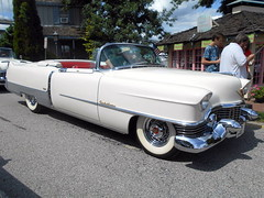 1954 Cadillac Eldorado (splattergraphics) Tags: 1954 cadillac eldorado convertible carshow chesapeakecitylionsclub chesapeakecitymd