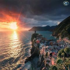Vernazza Cinque Terre La Spezia LiguriaAltra meravigliosa località della nostra regione 💖💖👍👍 (roby6961) Tags: vernazza cinqueterre laspezia wonderful località mare spiaggia beach sea beautiful