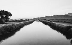 Los Angeles Aqueduct (Dan Brekke) Tags: california inyocounty easternsierra manzanar losangelusaqueduct canals aqueducts owensriver owensvalley canonetql17