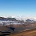 Summit of Mount Haleakala Crater Maui Hawaii