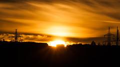 Sunset / @ 300 mm / 2019-01-19 (astrofreak81) Tags: clouds königuwehammer könig uwe hammer rip restinpeace shadow schatten sunset sun wolken sonnenuntergang sonne sky himmel heaven light dawn orangesky orange dresden 20190119 astrofreak81 sylviomüller sylvio müller