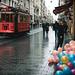 Istiklal balloons, Istanbul