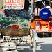 Rear of Rickshaw, Varanasi India
