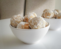 2018.12.07 Low Carbohydrate Walnut Snowball Cookies, Washington, DC USA 08964