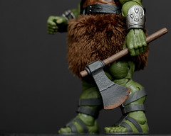 Gamorrean Guard (Hannaford) Tags: gamorreanguard hasbro rotj starwars actionfigure returnofthejedi blackseries