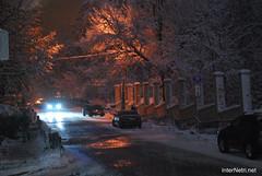 Засніжений зимовий Київ 390 InterNetri.Net Ukraine