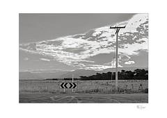 Crossroads (radspix) Tags: mamiya 645 1000s sekor 55105mm f45 ilford hp5 plus pmk pyro