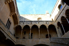 Palau Episcopal de Tortosa, Baix Ebre. (Angela Llop) Tags: catalonia tortosa gotic baixebre
