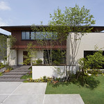 ビッグフレーム構法による住宅の写真