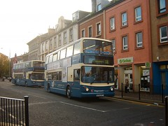 Stagecoach - 18019 - SF53BYT - StagecoachUK20061349 (Rapidsnap) Tags: stagecoachwestscotland a1service trident adl transbus dennis alexander alx400