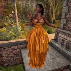 ---- Sunrays ---- (Vexed By Avexis ♥) Tags: firestorm secondlife lana aceevent belleza itgirls cafe dress blog genusproject luxe stealthic swallow emarie empire home